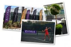Ziivaa Sponsors Sarasota Open