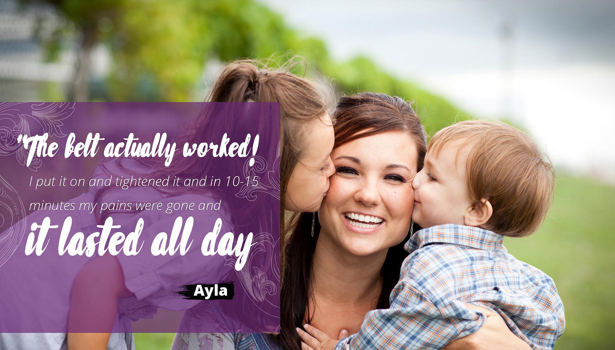 Ziivaa Testimonial - Ayla
