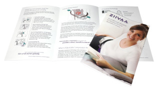 Ziivaa healthcare brochure